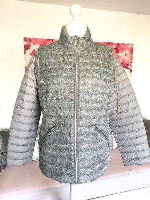 Yessica Veste matelassée gris-gris clair polyester
