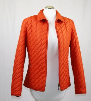 Gerry Weber Veste matelassée orange foncé-orange tissu mixte