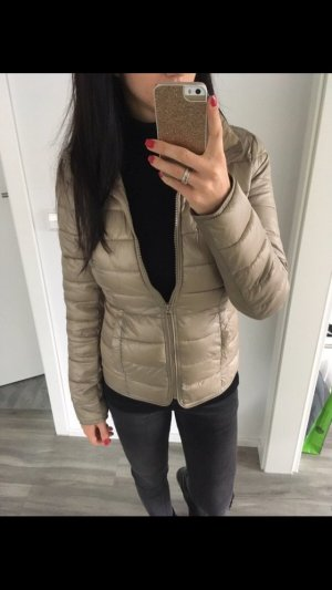 Only Quilted Jacket beige-light brown