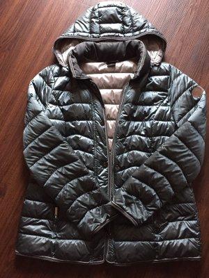 Alba Moda Quilted Jacket petrol