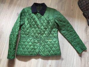 Barbour Giubbotto trapuntato verde