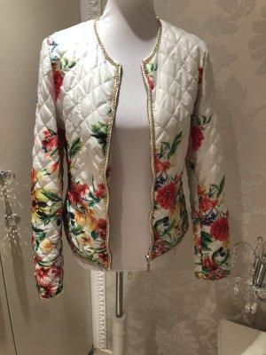Ella Singh Quilted Jacket multicolored