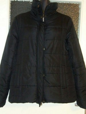 Esprit Quilted Jacket black mixture fibre