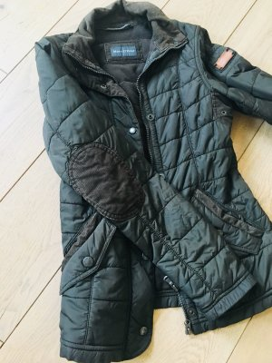 Marc O'Polo Quilted Jacket green grey