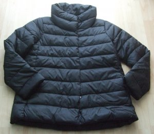 Steppjacke von United Colors of Benetton - schwarz - Gr. 38