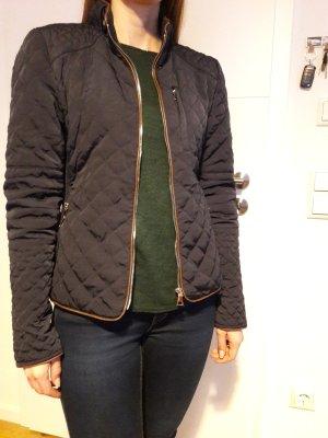 Zara Veste matelassée multicolore