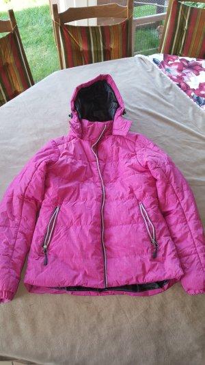 Steppjacke Winterjacke pink S 36 38 Crane