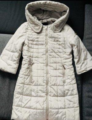 Coconuda Quilted Coat light grey