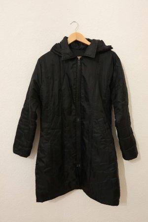 Manteau matelassé noir