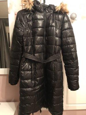 Esmara Gewatteerde jas zwart