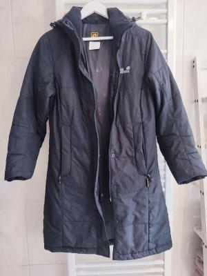 Jack Wolfskin Quilted Coat black