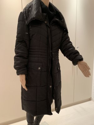 Orsay Quilted Coat black