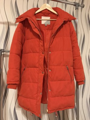 Quilted Coat multicolored