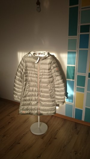 Camel Active Quilted Coat grey