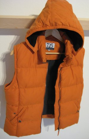 725 Originals Gilet matelassé orange polyester