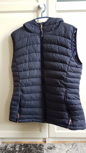McKinley Quilted Gilet slate-gray
