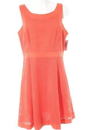 Steps Minikleid orange Elegant