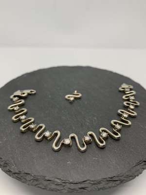 Sterling silber 925 armband + Anhänger