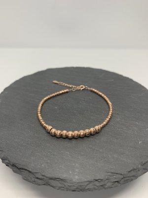 Bracelet rose-gold-coloured