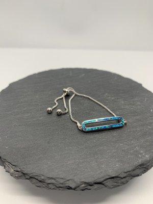 Sterling silber 925 armband opal verstellbar neu