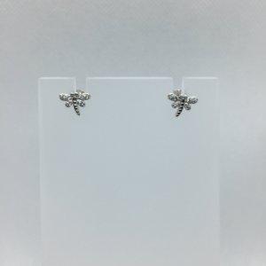 Sterling Silber925 ohrstecker minimalistisch neu