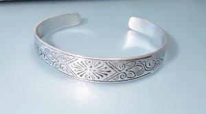 Sterlingsilber 925 Sterling Silber Vintage Armreif Armspange Armband