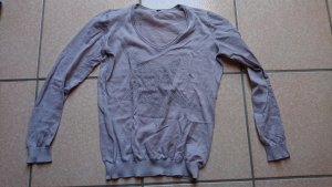Camicia fantasia grigio chiaro