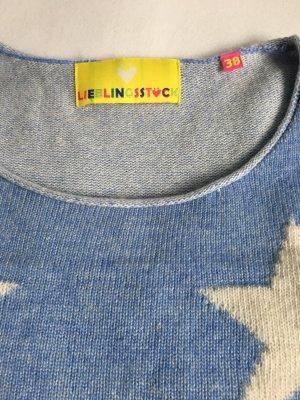 Sternen Pullover der Firma Lieblingsstück in Größe 38