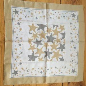 Sternen Seidentuch Otto Kern Tuch Seide Carré Schal scarf foulard