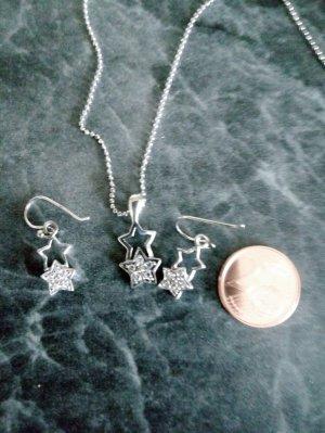 Catena d'argento argento Argento