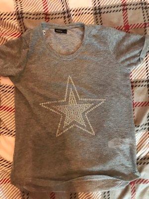 Janina Camiseta gris-gris claro
