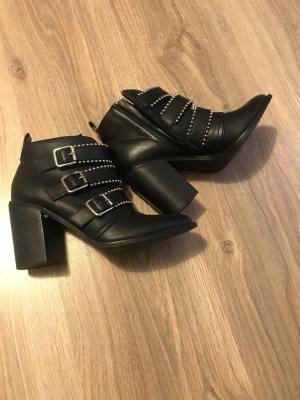 Steve Madden Ankle Boots black