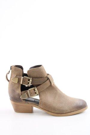 Steve Madden Chelsea laarzen bruin elegant
