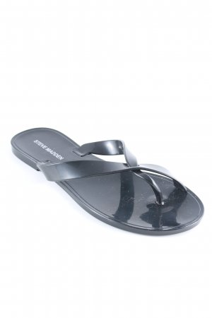 Steve Madden Flip Flop Sandalen schwarz Casual-Look