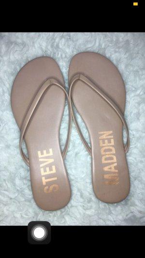 Steve Madden Toe-Post sandals multicolored