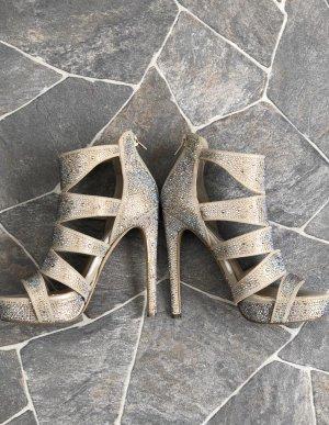 Steve Madden Glitzer high heels