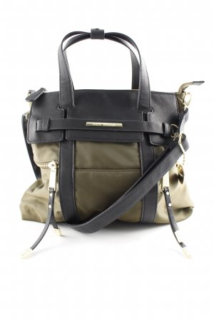 Steve Madden Handtasche olivgrün-schwarz Casual-Look