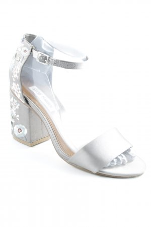 Steve Madden High Heel Sandaletten mehrfarbig Romantik-Look