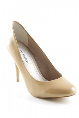 Steve Madden High Heels sandbraun Business-Look