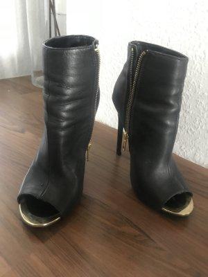 Steve Madden Leder High Heels