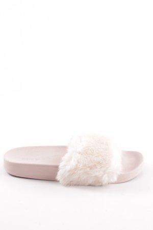 Steve Madden Pantoffeln pink Casual-Look