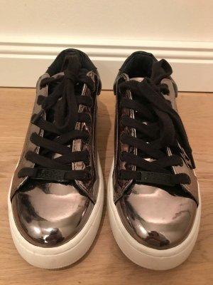Steve Madden - Plateau Sneaker / Turnschuhe - Größe 37