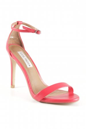 Steve Madden Riemchenpumps rot Party-Look