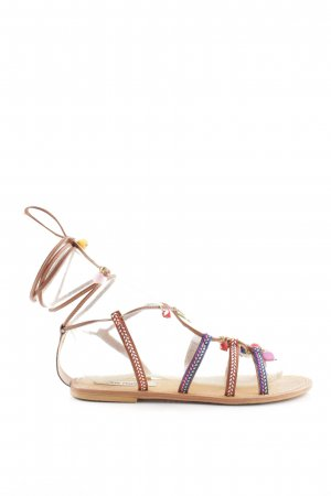 Steve Madden Roman Sandals multicolored casual look