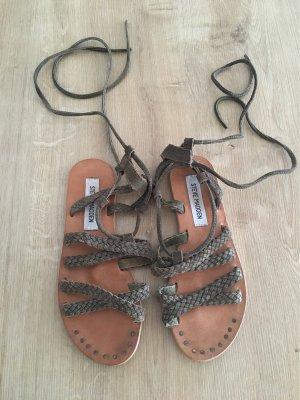 Steve Madden Romeinse sandalen khaki