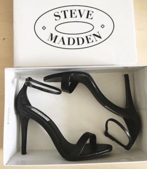 Steve Madden High-Heeled Sandals black