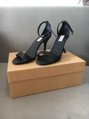 Steve Madden High Heel Sandal black leather