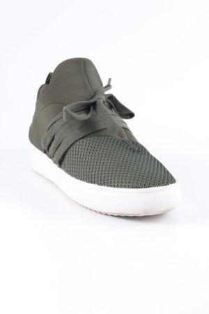 Steve Madden Schlüpfsneaker khaki Casual-Look