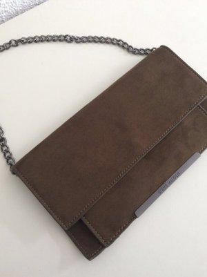 Steve Madden Shoulder Bag brown-grey