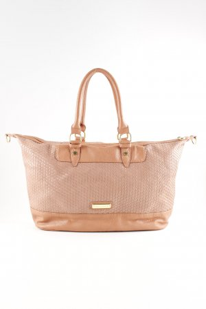 Steve Madden Shopper nude Allover-Druck Business-Look